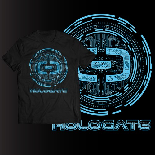 contests hologate t-shirt