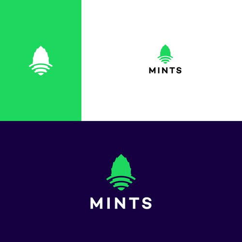 Mints Logo / wireless