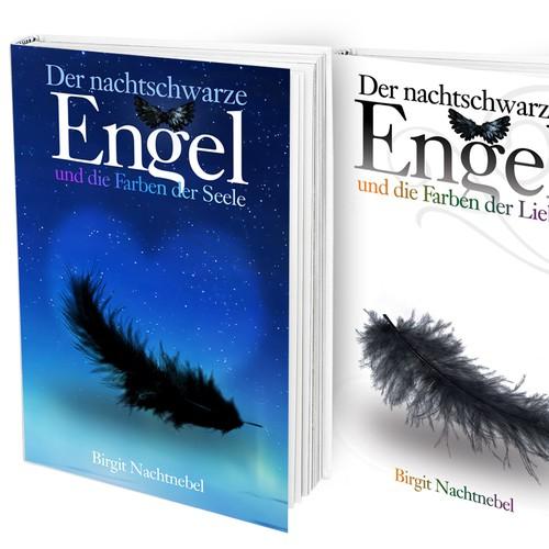 Book Cover: Der nachtschwarze Engel