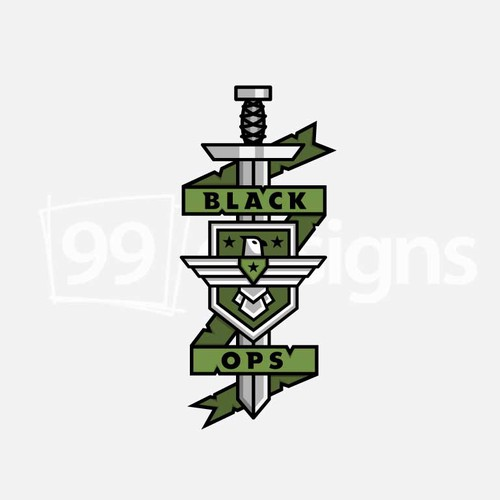 Black Ops Badge