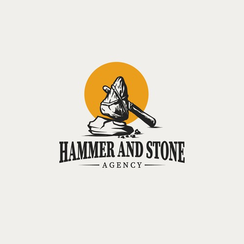 hammer and nstone concept fo hammer and stone ahency