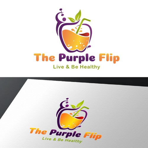 The Purple Flip