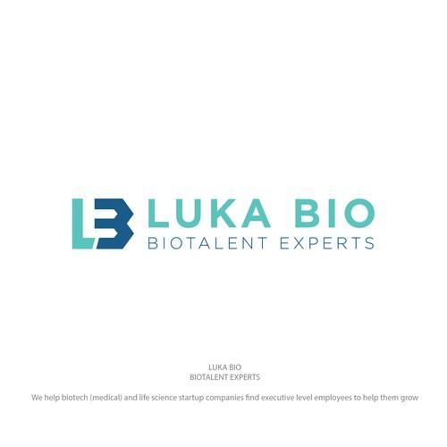 Luka Bio Logo Design
