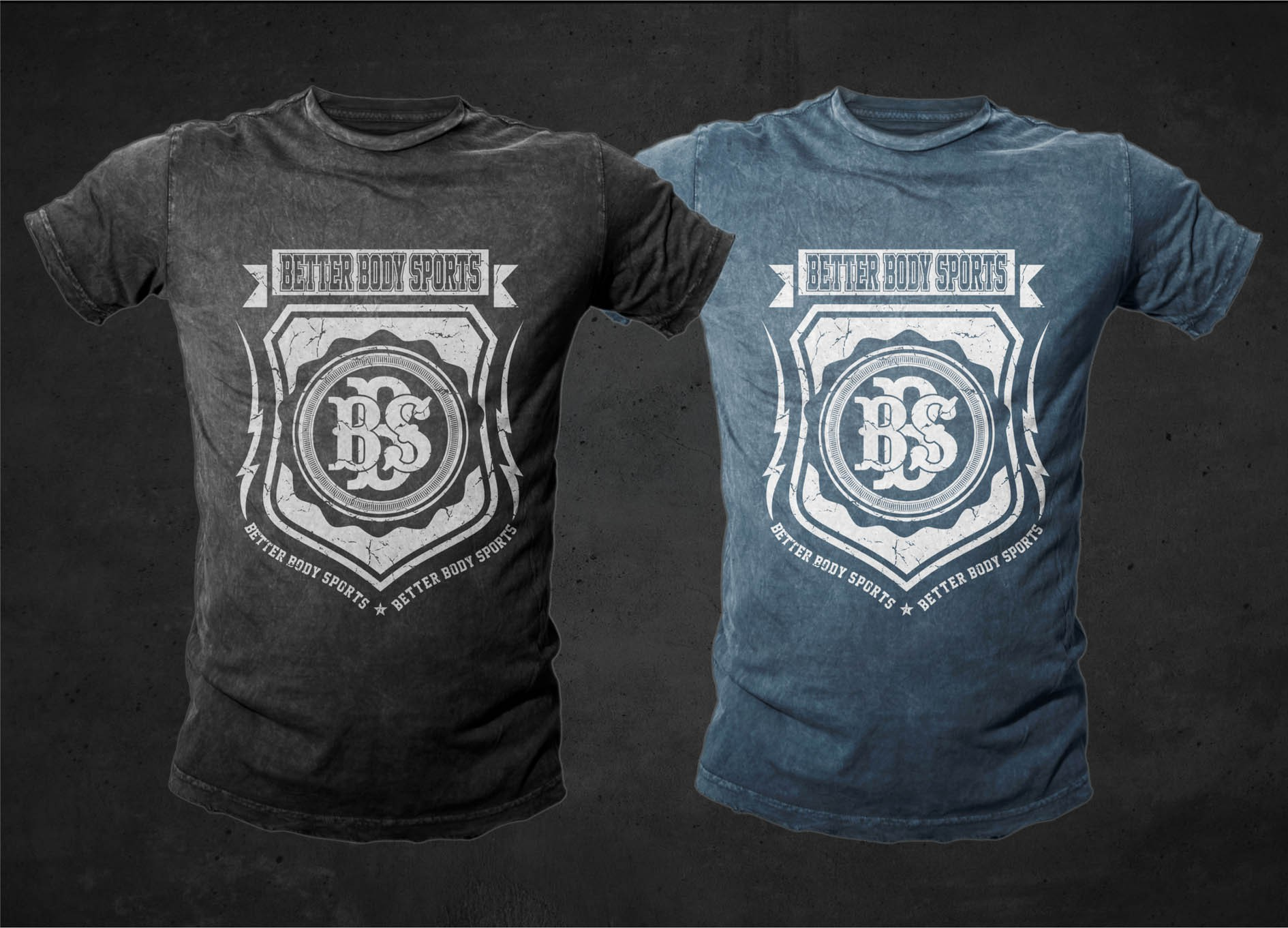 T-Shirt Designs for Sports & Fitness Company