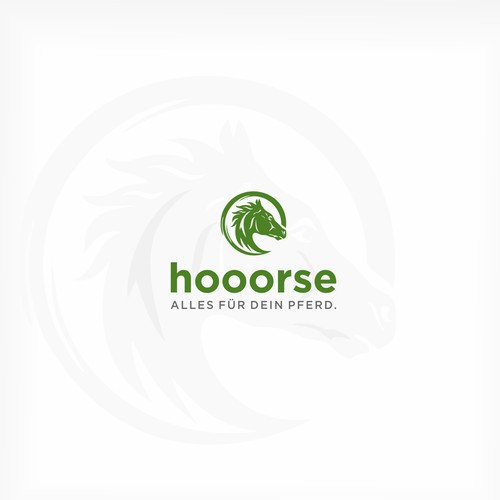 logo concept for HOOORSE