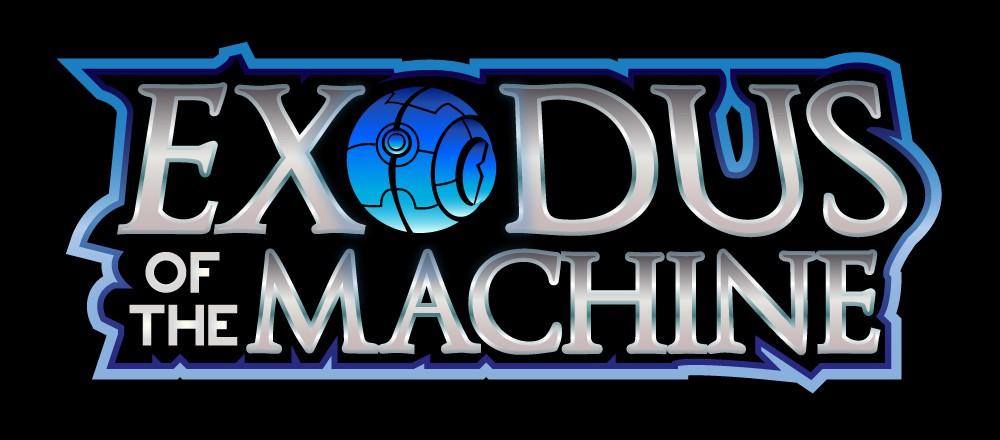 ***PRO INDIE GAME LOGO*** Exodus of the Machine