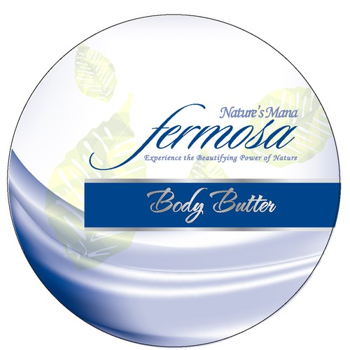 Fermosa Body Care Labels