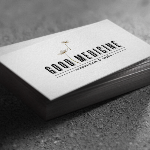 Good Medicine Acupuncture & Herbs logo