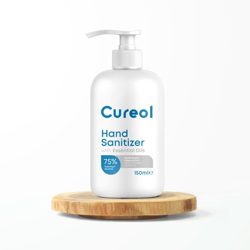 Cureol Hand Sanitizer