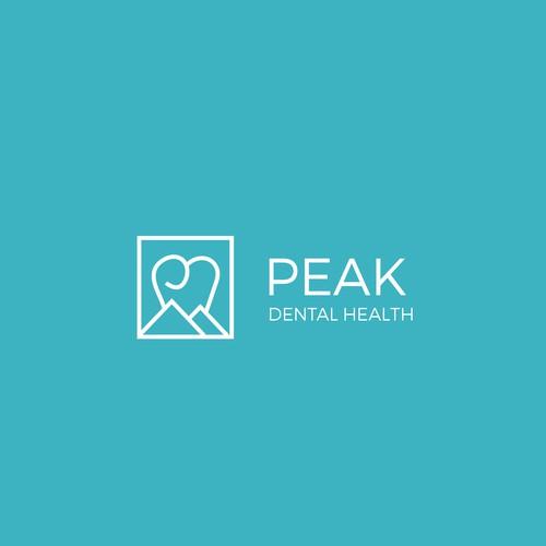 Logo for Peak Dental