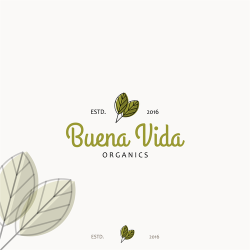Fun and earthy Brand Identity Pack