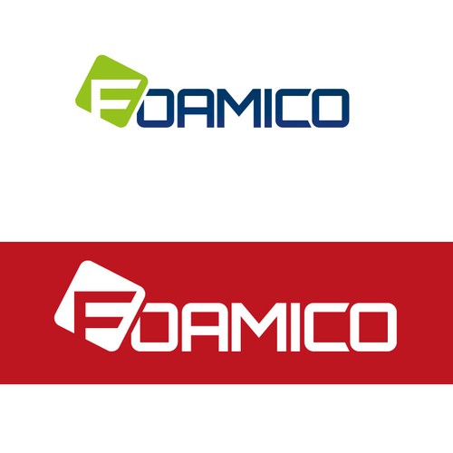 Create a logo for Foam manufacturing company based out of India
