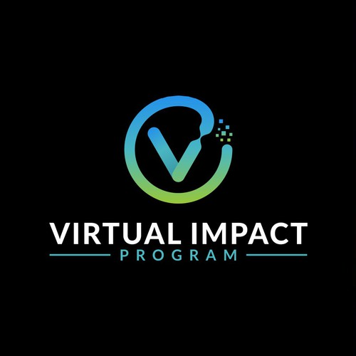 Virtual Impact Program Logo