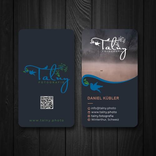 Design a classic & elegant business card