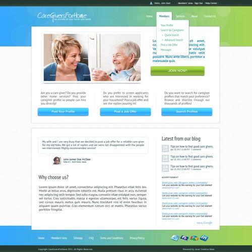 Community Site Design