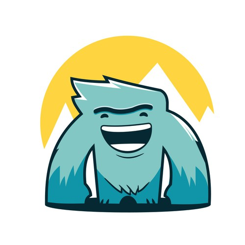 Friendly mascot