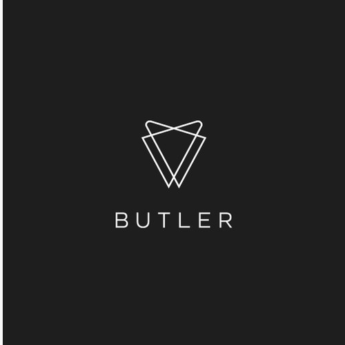 Logo Design Concept for Butler