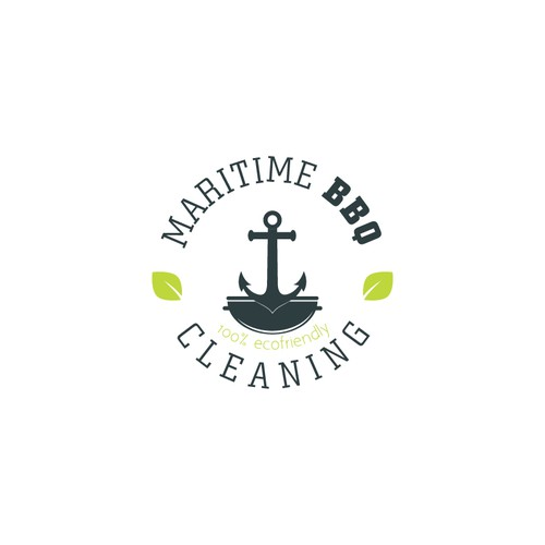 Logo design for Maritime BBQ Cleaning needed- GUARANTEED