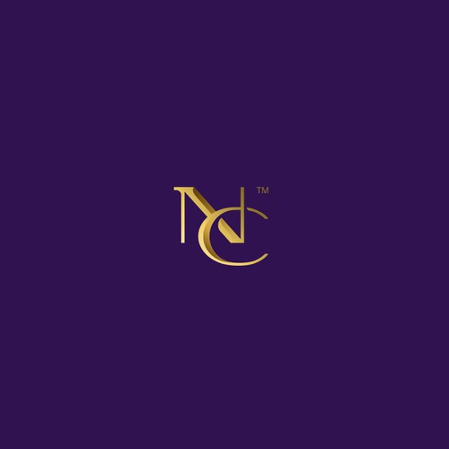 Stylish NC Monogram