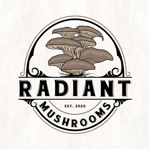 Radiant Mushrooms