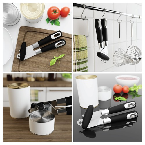 3D can opener images for Amazon