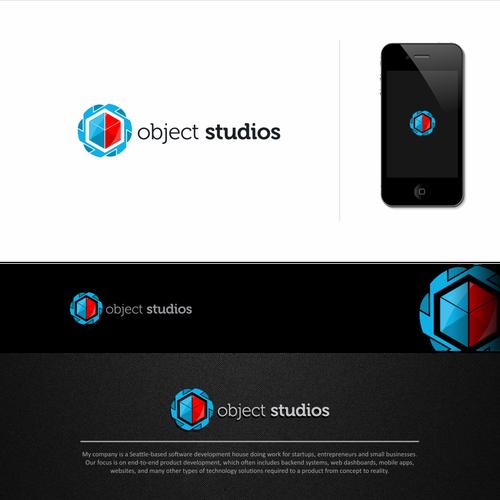 Logo for Object Studios