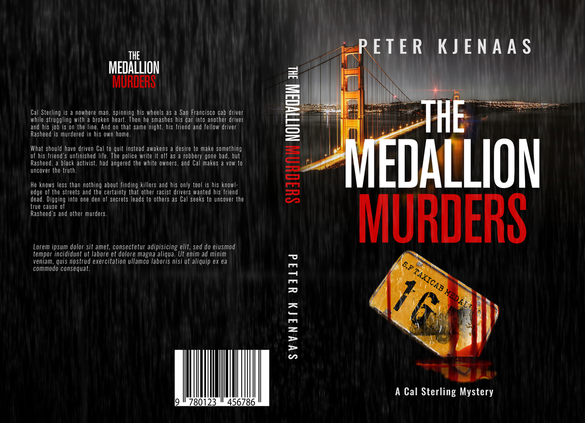 Make murder mystery lovers want the fear