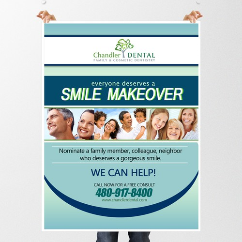 Chandler Dental Poster