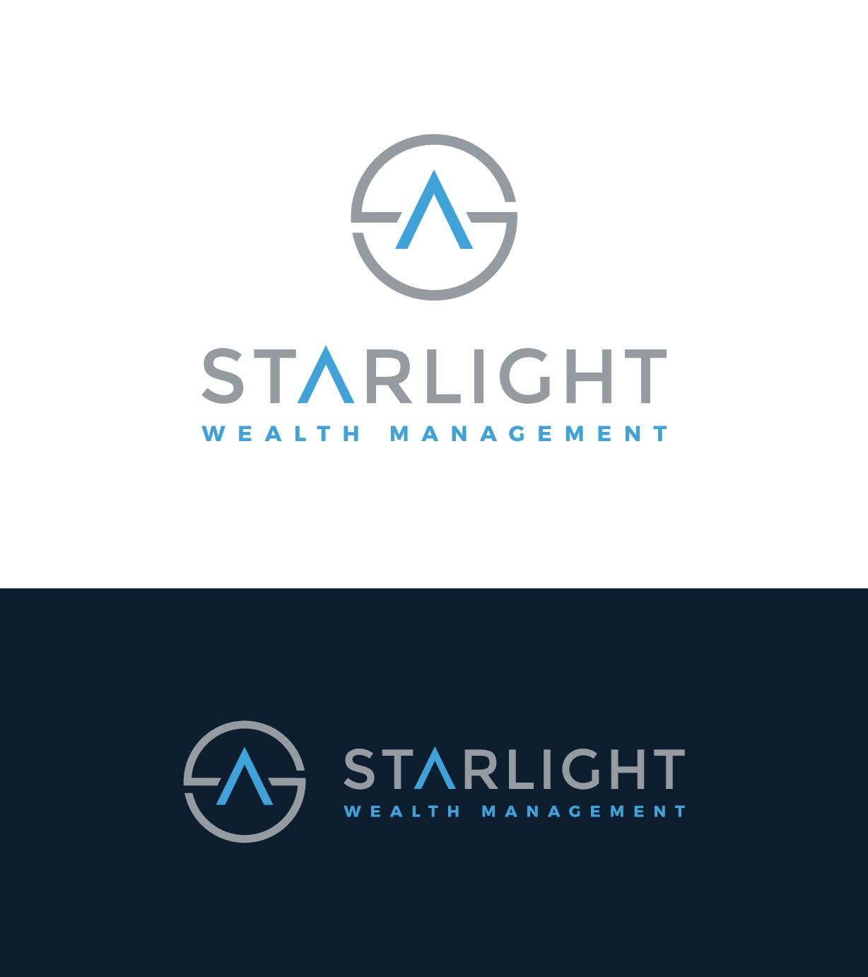 transparency, integrity, clarity, and professionalism for a wealth management firm.