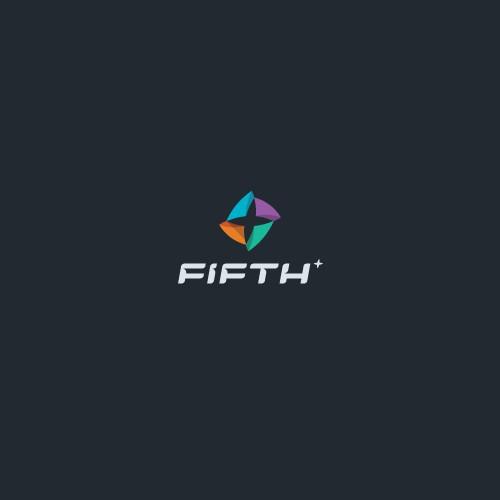 Abstract flat logo