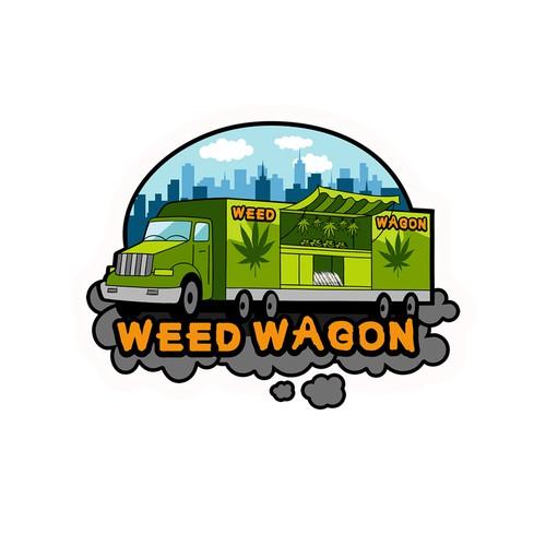Logo for WeedWagon.com