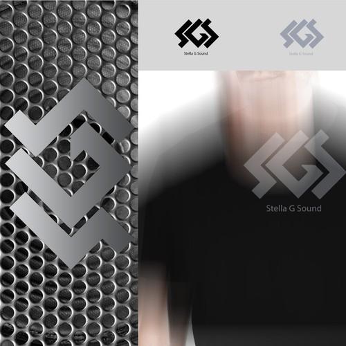 Logo concept for a concert sound company