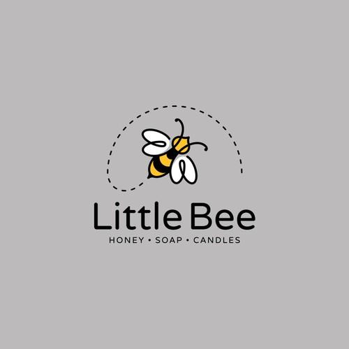 Litte Bee Logo