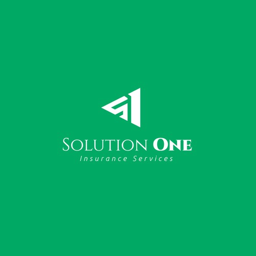 Solution One Insurance Service Logo