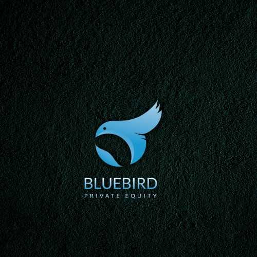 Creative logo concept for accounting & financial.
