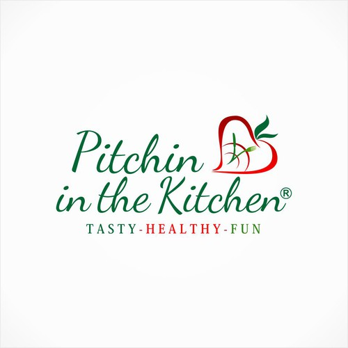 Pitchin in the kitchen