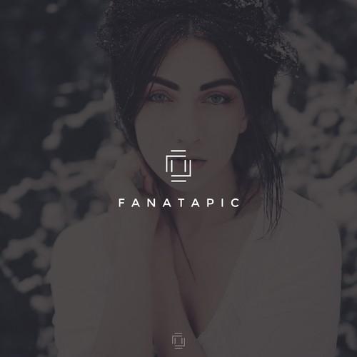 Elegant logo for fanatapic
