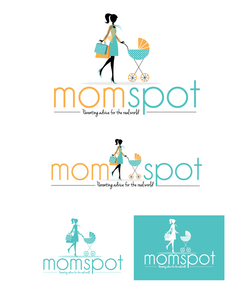 New logo wanted for Mom Spot