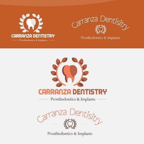 Logo Concept for Carranza Dentistry