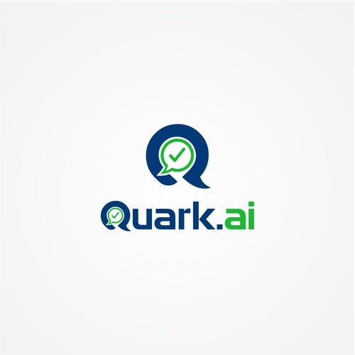 Design logo for AI company that will change Search to Question Answering on every single website!