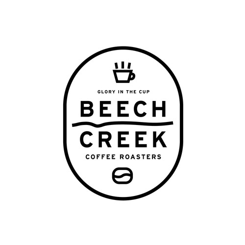 Beech Creek logo design