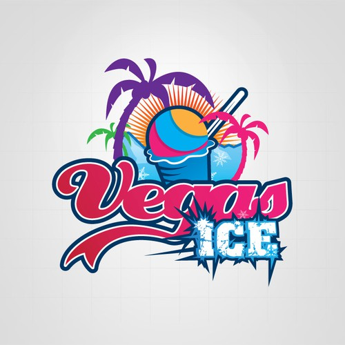 New logo wanted for Vegas Ice