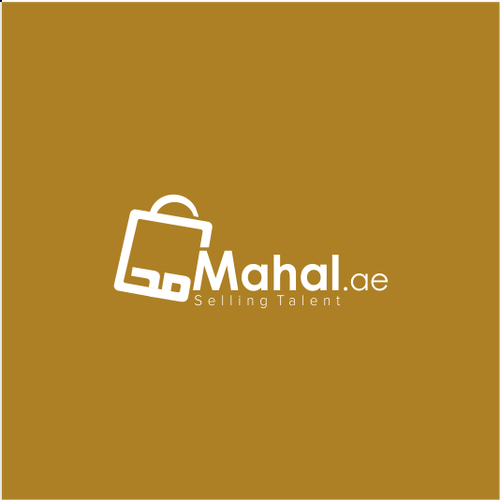arabic logo on e commerce