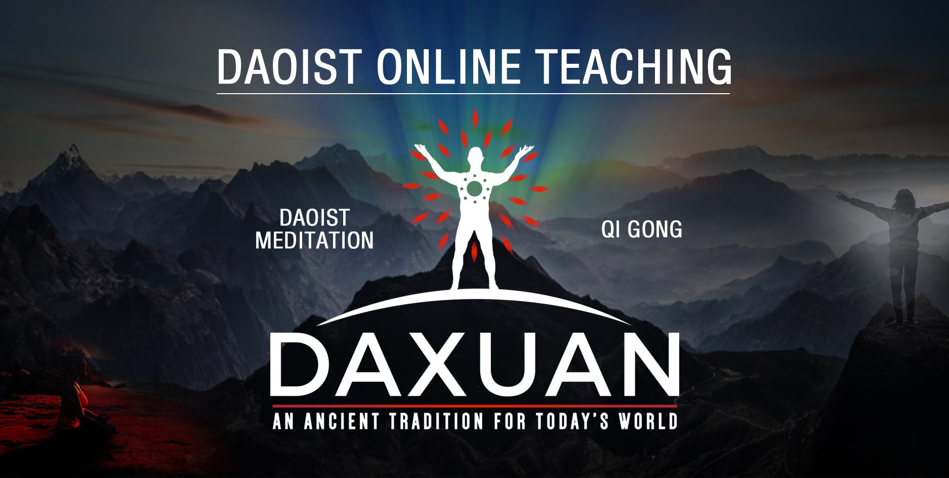 "Logo Facebook ""Daoist Online Teachings"""