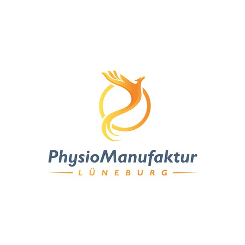 Logo for german physiotherapist