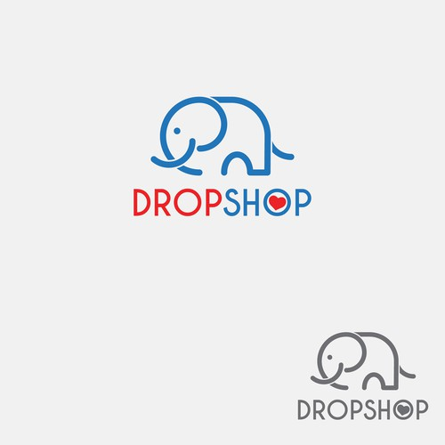 DropShop logo