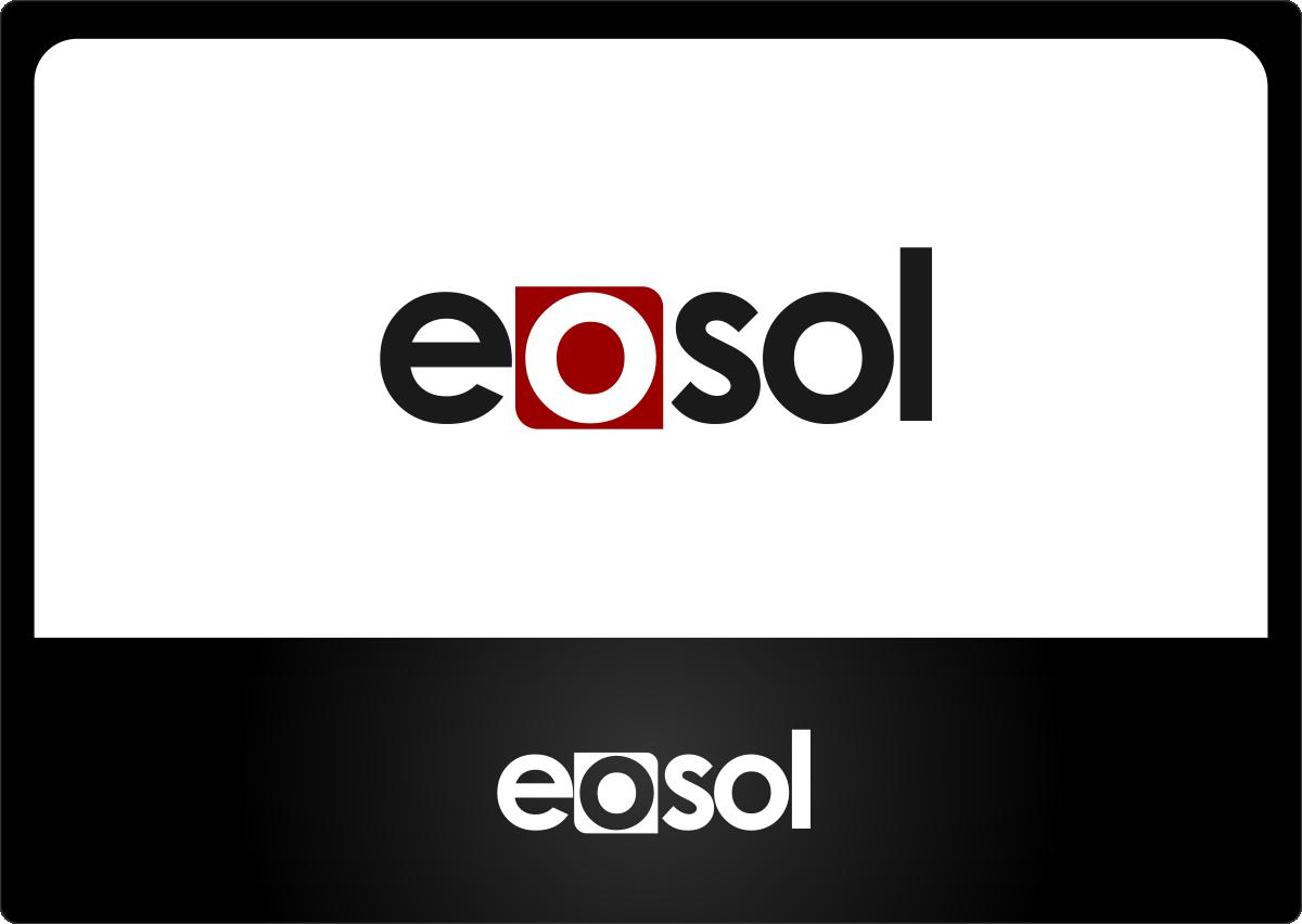 EOSOL: new exclusive brand needs convincing logo!
