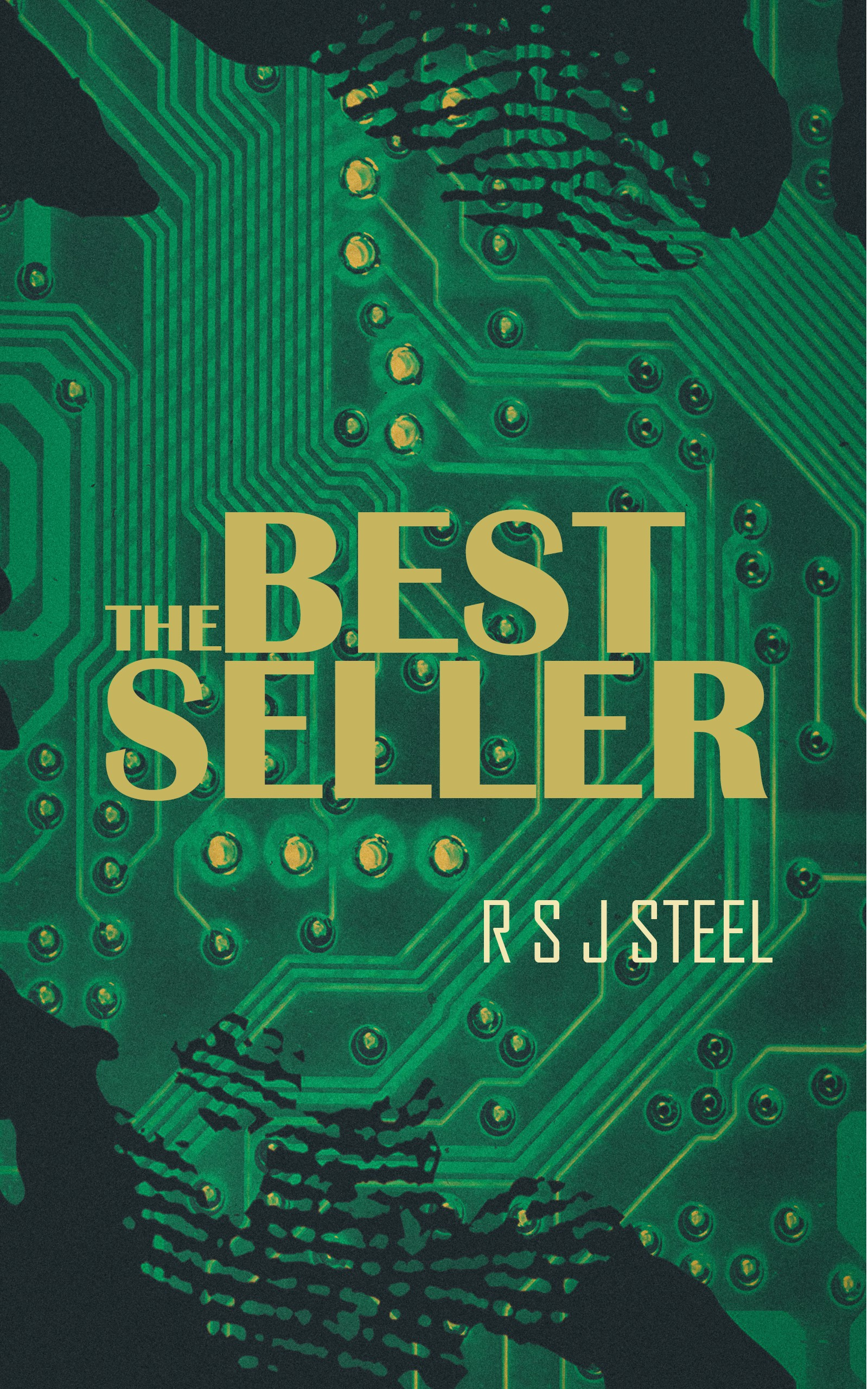 Design a cover for The Best Seller...