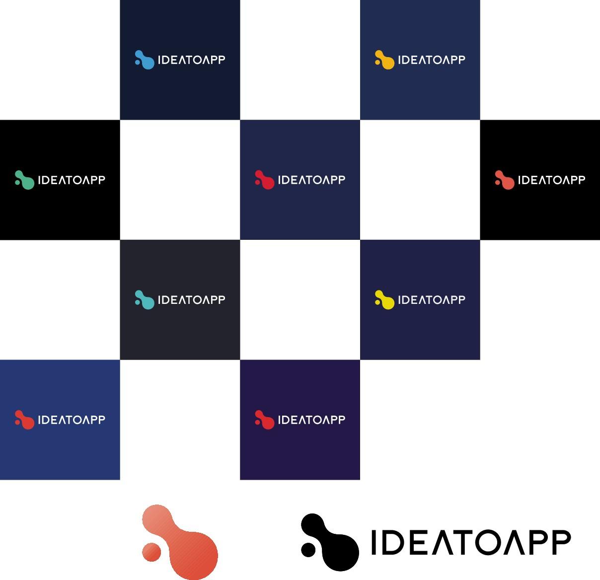 IdeatoApp Logo Redesign