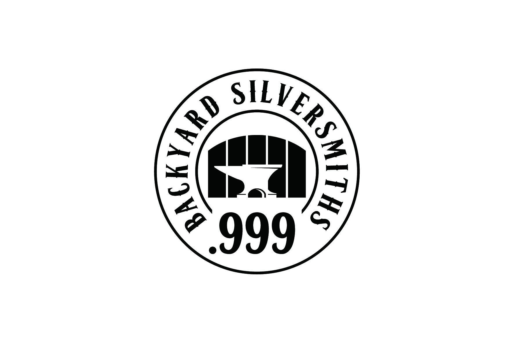 Backyard Silversmiths Imprint Stamp